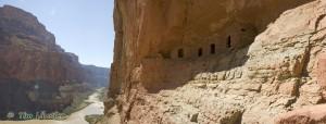 Pueblo Granaries, Nankoweap Trail