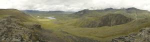 Upper Nigu River Valley