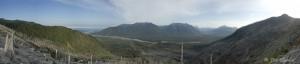 Volcan Chaiten Blastzone