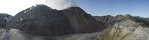 Volcan Chaiten Crater